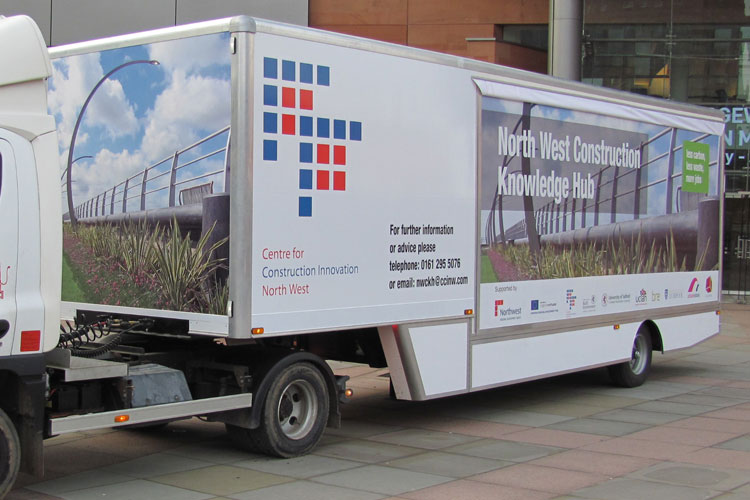 Display trailer